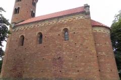 2011-07-31 Inowłódz - kościół mur. św. Idziego (10)