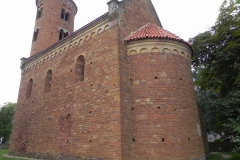 2011-07-31 Inowłódz - kościół mur. św. Idziego (14)