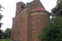 2011-07-31 Inowłódz - kościół mur. św. Idziego (15)