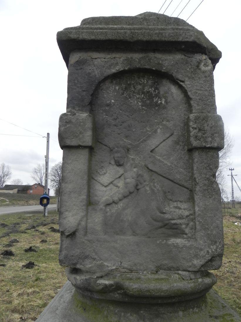 2011-02-09 Krzemienica kapliczka nr1 (8)