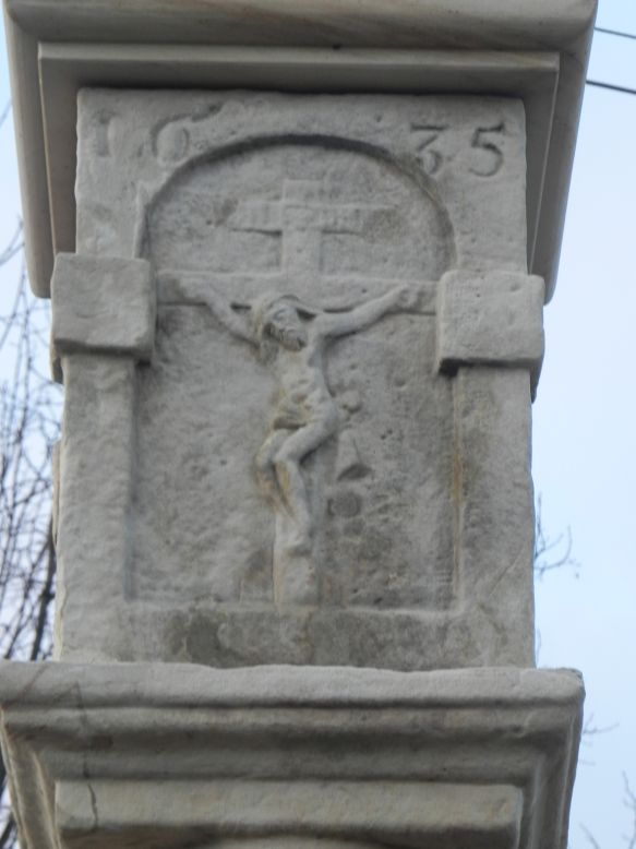 2018-02-21 Krzemienica kapliczka nr1 (5)
