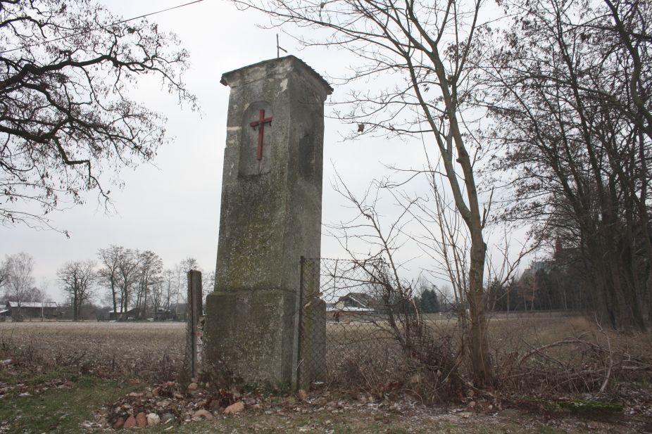 2019-01-19 Krzemienica kapliczka nr2 (11)