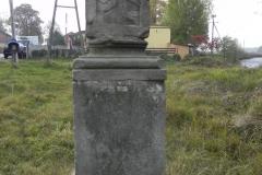 2011-10-30 Krzemienica kapliczka nr1 (4)