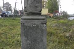 2011-10-30 Krzemienica kapliczka nr1 (5)