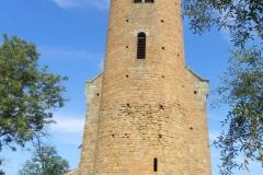 2011-08-21 Inowłódz - kościół mur. św. Idziego (11)
