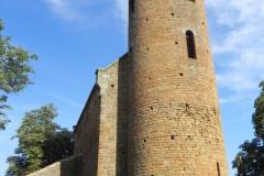 2011-08-21 Inowłódz - kościół mur. św. Idziego (12)