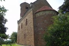 2011-08-21 Inowłódz - kościół mur. św. Idziego (13)
