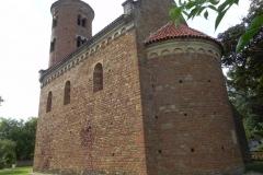 2011-08-21 Inowłódz - kościół mur. św. Idziego (14)