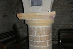 2011-08-21 Inowłódz - kościół mur. św. Idziego (18)