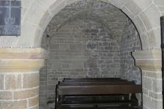 2011-08-21 Inowłódz - kościół mur. św. Idziego (19)