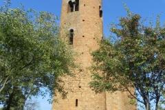2011-08-21 Inowłódz - kościół mur. św. Idziego (4)
