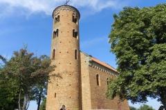 2011-08-21 Inowłódz - kościół mur. św. Idziego (8)