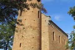 2011-08-21 Inowłódz - kościół mur. św. Idziego (9)