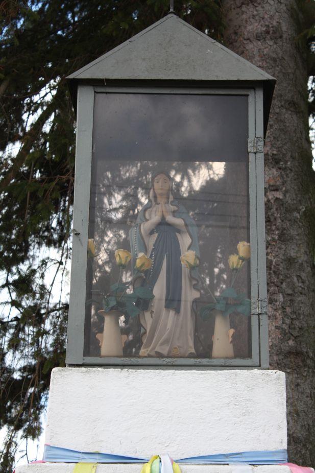 2019-01-03 Księża Wola kapliczka nr1 (10)