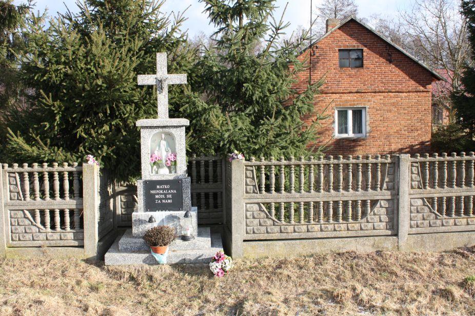 2019-01-03 Księża Wola kapliczka nr2 (2)