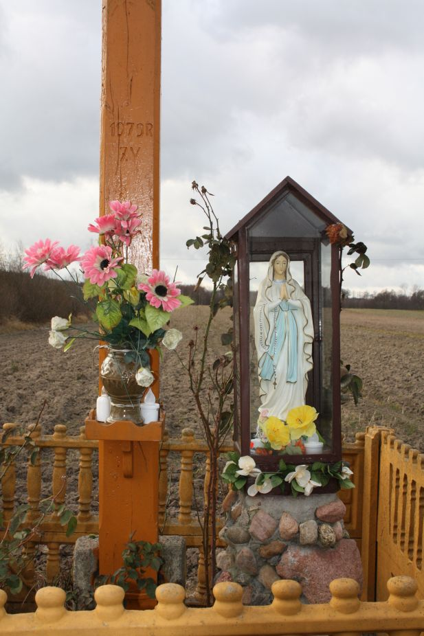 2019-01-03 Księża Wola krzyż nr1 (12)