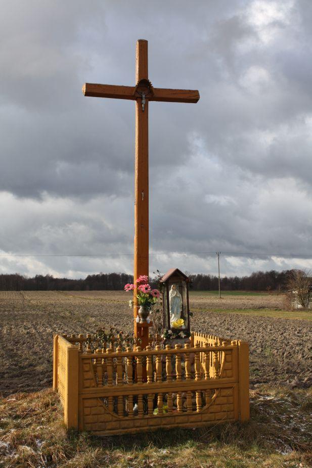 2019-01-03 Księża Wola krzyż nr1 (2)