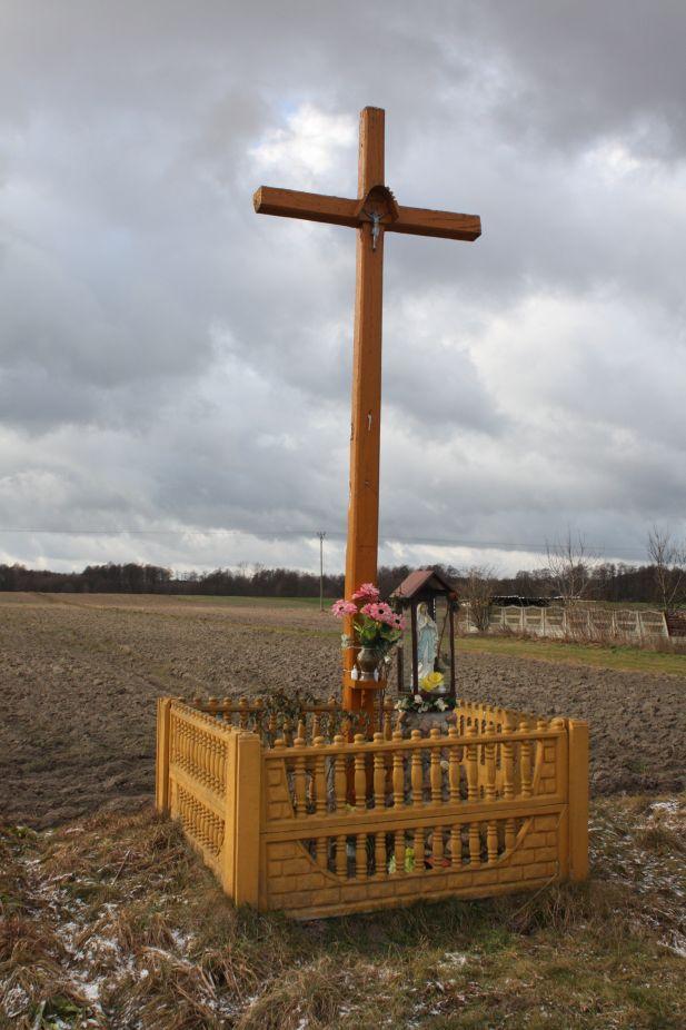 2019-01-03 Księża Wola krzyż nr1 (4)