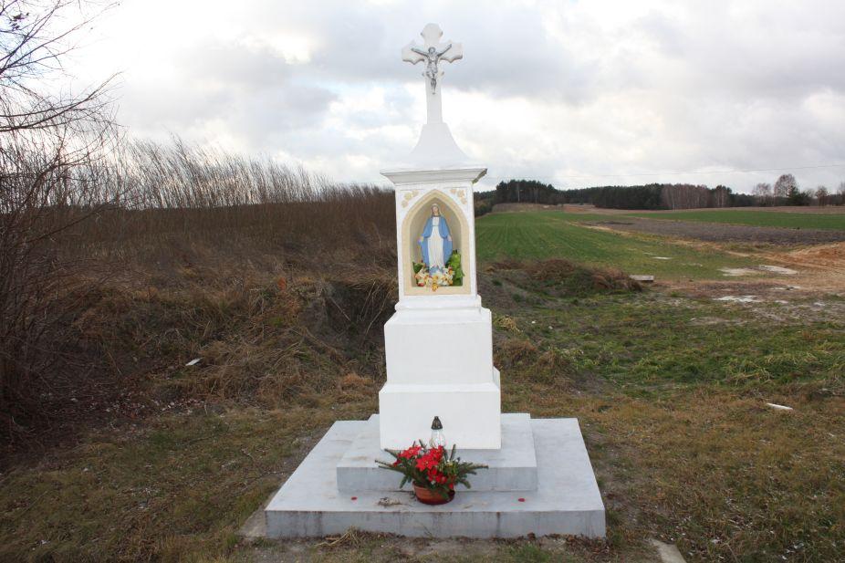 2019-01-03Księża Wola kapliczka nr3 (3)