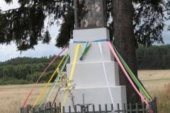 2018-07-01 Księża Wola kapliczka nr1 (2)