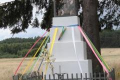 2018-07-01 Księża Wola kapliczka nr1 (3)