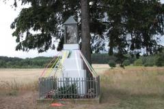 2018-07-01 Księża Wola kapliczka nr1 (4)