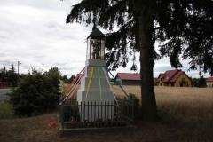 2018-07-01 Księża Wola kapliczka nr1 (5)