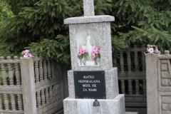 2018-07-01 Księża Wola kapliczka nr2 (3)