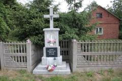 2018-07-01 Księża Wola kapliczka nr2 (4)