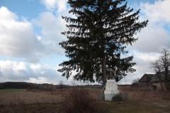 2019-01-03 Księża Wola kapliczka nr1 (1)