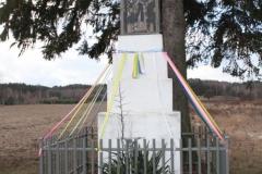 2019-01-03 Księża Wola kapliczka nr1 (6)