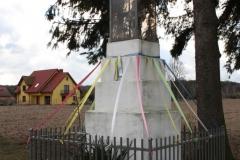 2019-01-03 Księża Wola kapliczka nr1 (7)