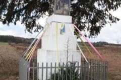 2019-01-03 Księża Wola kapliczka nr1 (8)