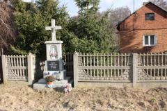 2019-01-03 Księża Wola kapliczka nr2 (1)