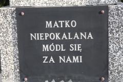 2019-01-03 Księża Wola kapliczka nr2 (5)