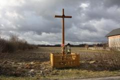 2019-01-03 Księża Wola krzyż nr1 (1)