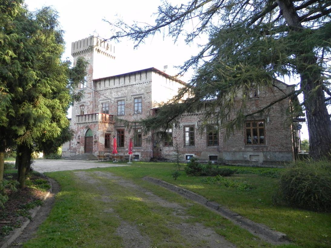 2011-09-14 Biała Rawska - zamek (1)