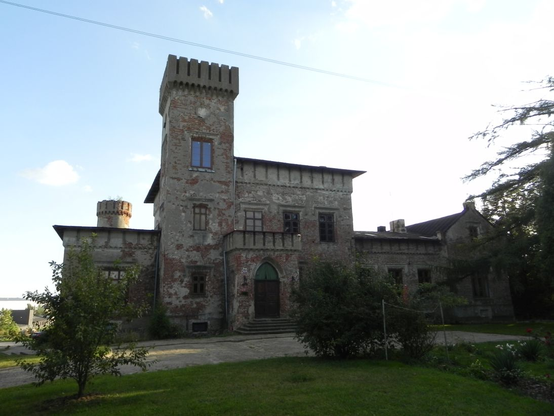 2011-09-14 Biała Rawska - zamek (10)