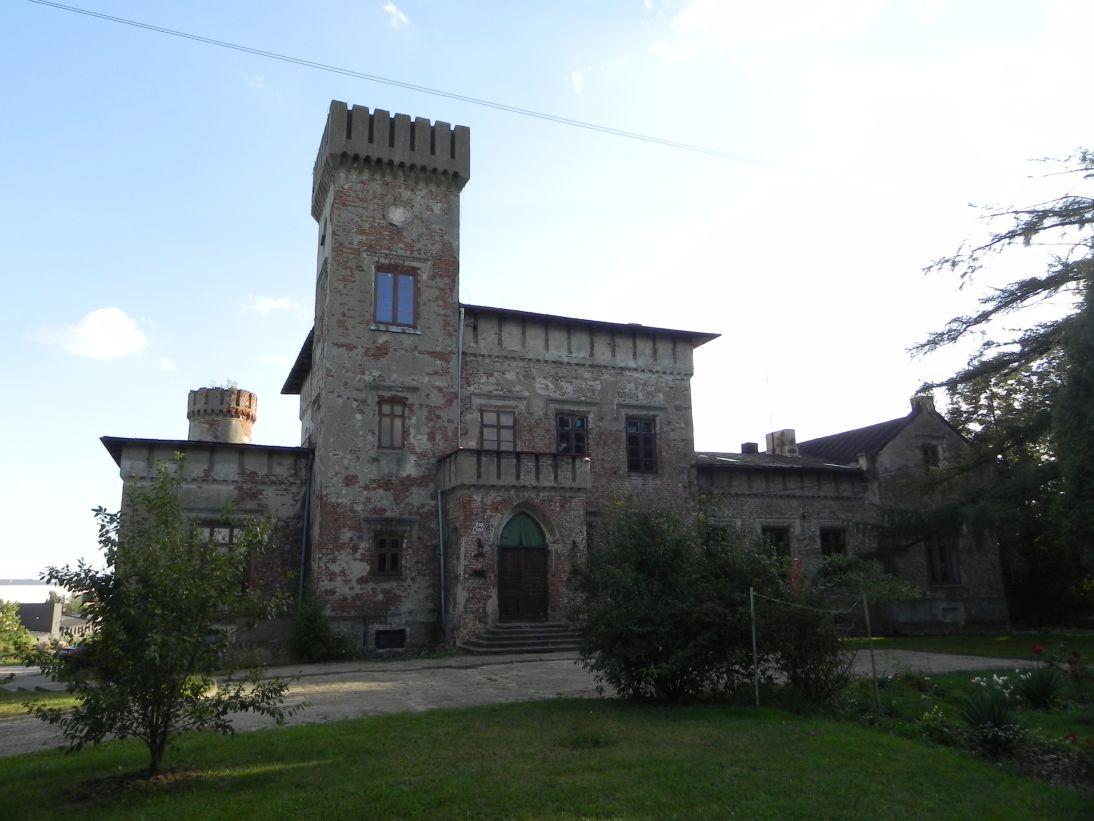 2011-09-14 Biała Rawska - zamek (11)