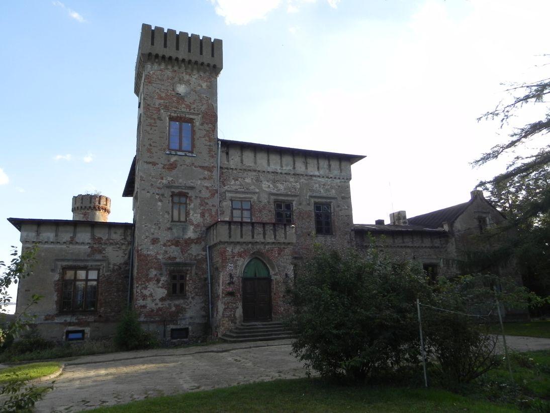 2011-09-14 Biała Rawska - zamek (15)