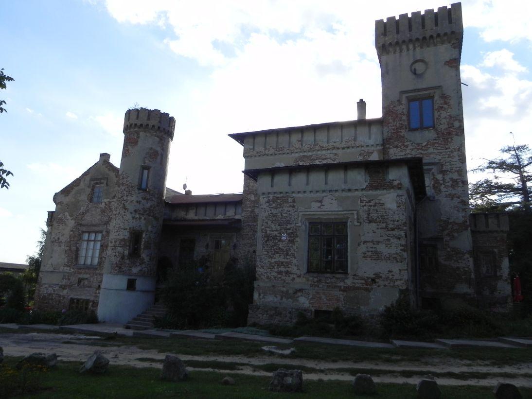 2011-09-14 Biała Rawska - zamek (23)