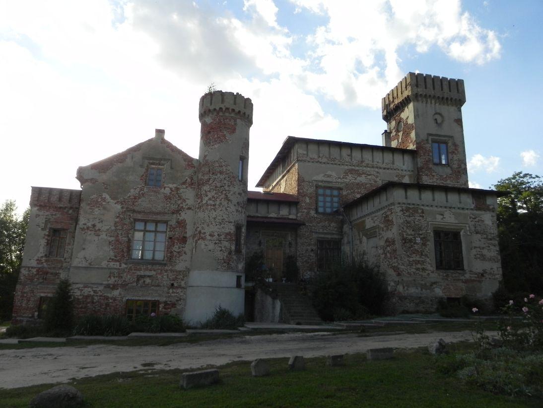 2011-09-14 Biała Rawska - zamek (29)