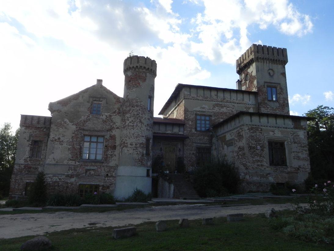 2011-09-14 Biała Rawska - zamek (30)