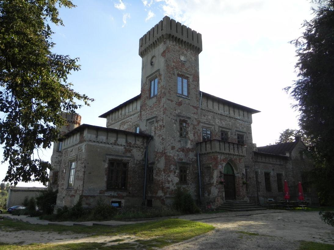 2011-09-14 Biała Rawska - zamek (5)