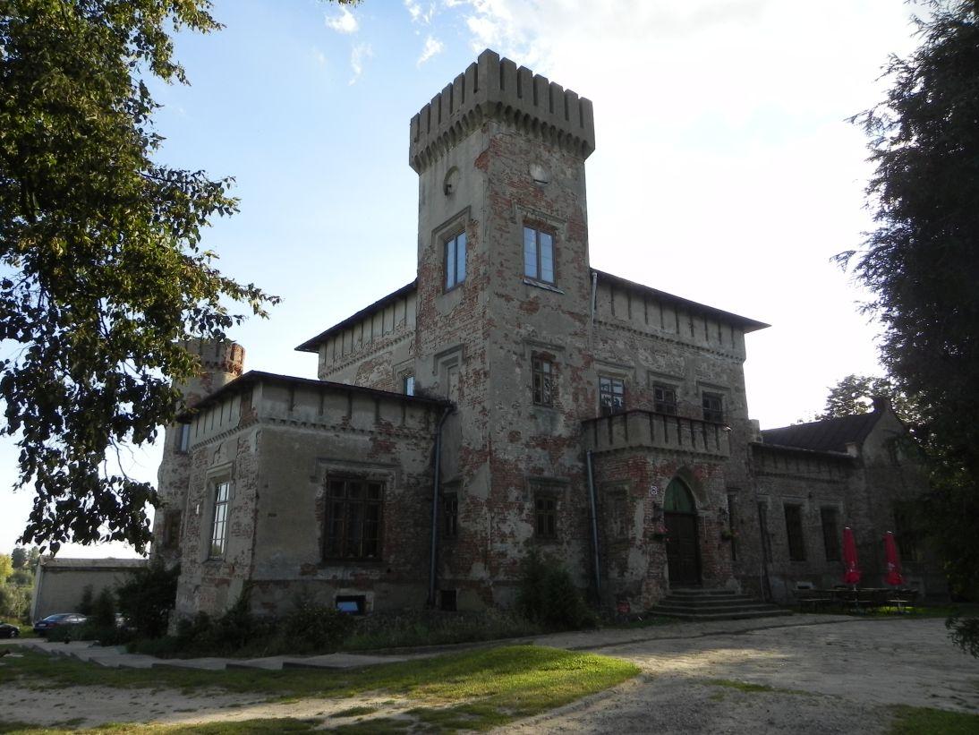 2011-09-14 Biała Rawska - zamek (6)