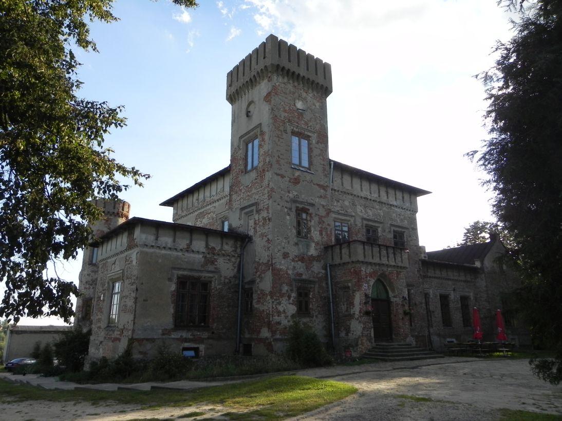 2011-09-14 Biała Rawska - zamek (7)