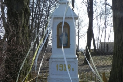 Kuczyzna - kapliczka (9)