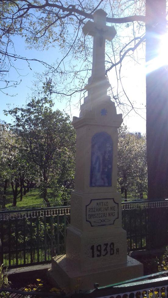 2018-04-22 Łęgonice Duże kapliczka nr2 (5)