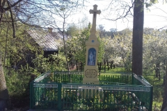 2018-04-22 Łęgonice Duże kapliczka nr2 (2)