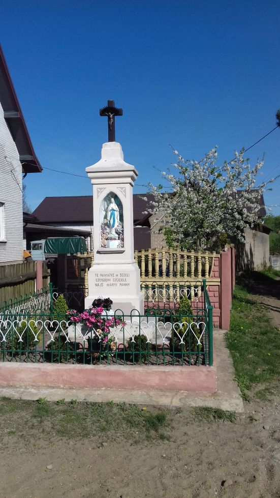 2018-04-22 Łęgonice Małe kapliczka nr2 (2)